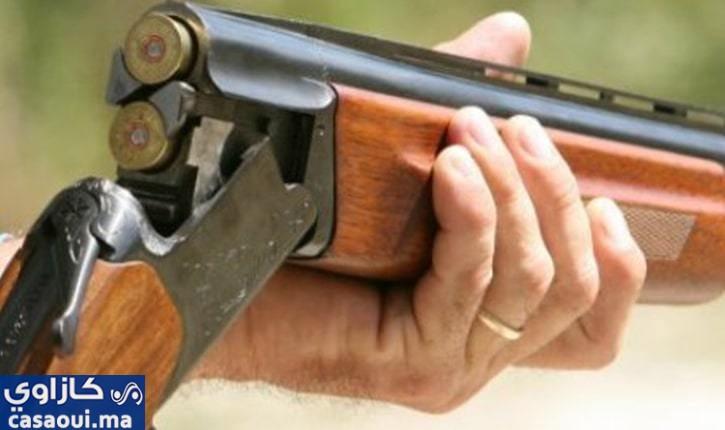 فاجعة بالجديدة :شاب طلق الرصاص على نفسه من بندقية أبيه