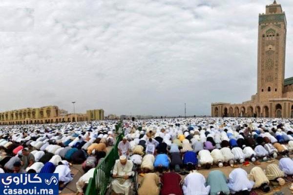وزارة الاوقاف تقرر عدم إقامة صلاة العيد