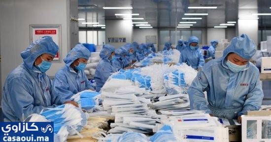 المغرب يقرر مواصلة دعم أسعار الكمامات