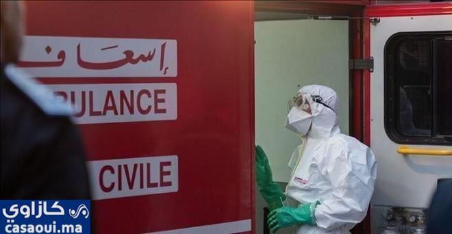 جائحة كورونا:تسجيل 373 إصابة جديدة و6حالات وفاة