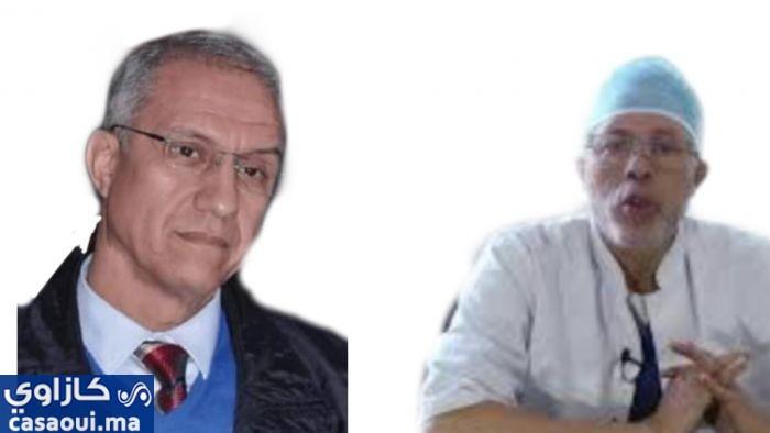 الدكتور لمهادي يشن حربا ضروس على مدير مستشفى سيدي عثمان