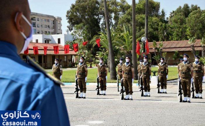 الدارالبيضاء:البحرية الملكية تخلد الذكرى 65 لتأسيس القوات المسلحة الملكية