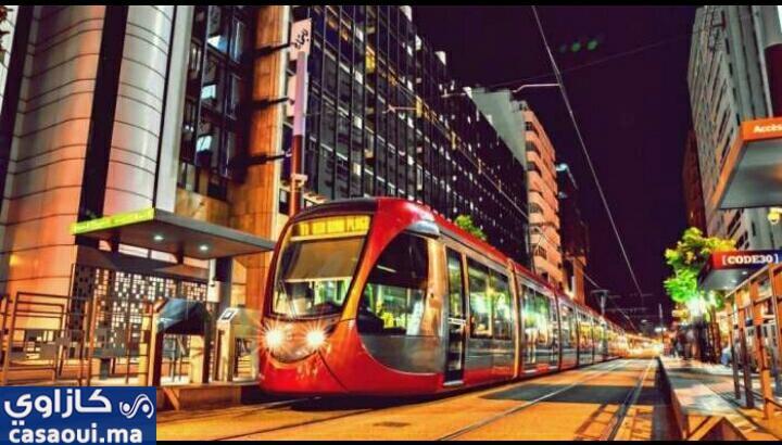 الدار البيضاء : إطلاق حافلات جديدة و ضم عدد من الشوارع لشبكة الترامواي