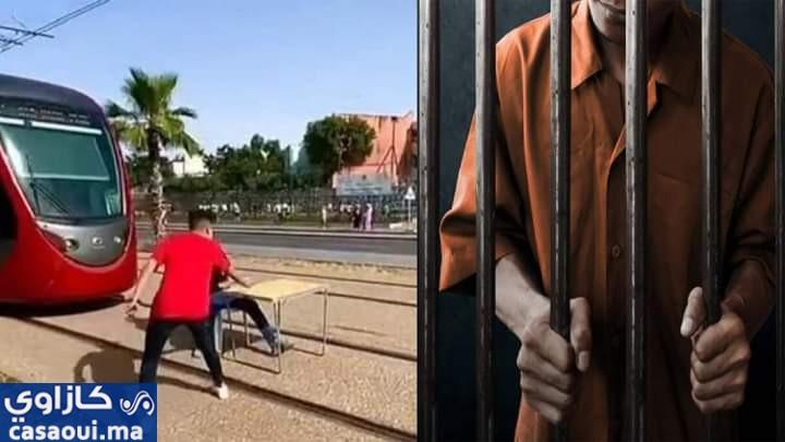 """إحالة """" أبطال"""" فيديو اعتراض """"الطرام"""" على سجن عكاشة"""