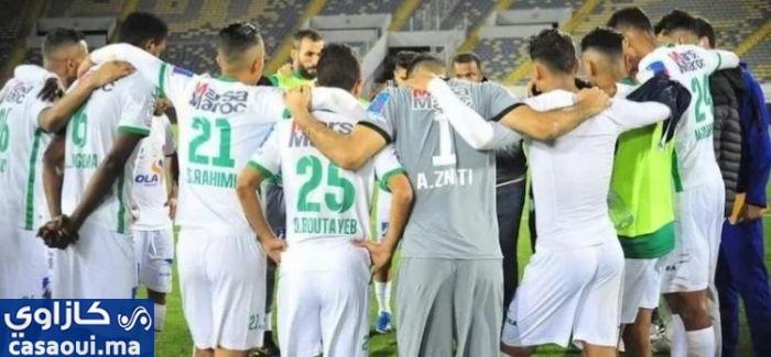 الرجاء البيضاوي يتأهل إلى نهائي كأس الكونفدرالية على حساب بيراميدز المصري