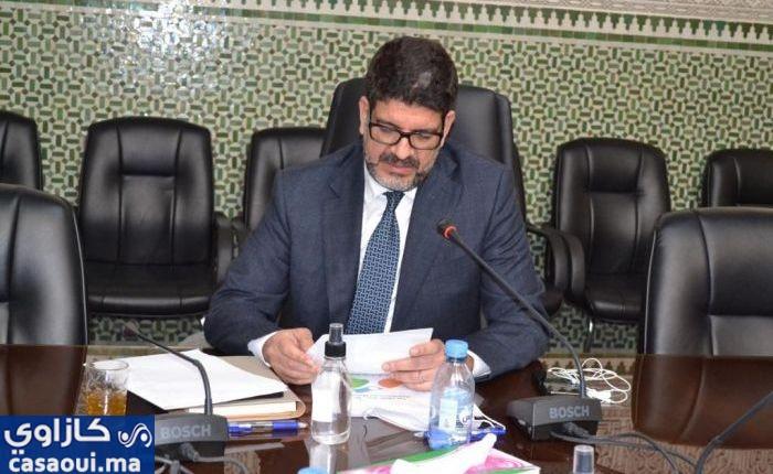 مكتب جهة الدار البيضاء -سطات يعقد اجتماعا لإعداد دورة يوليوز2021