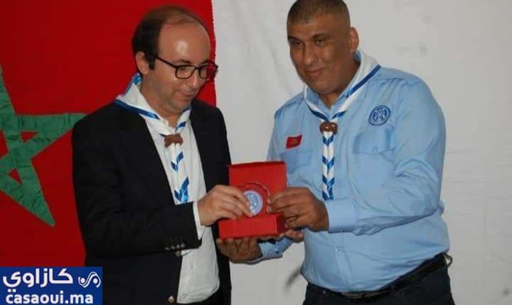 """المنظمة الكشفية أشبال المغرب تنظم لقاء تواصلي تحت عنوان"""" لقاء الكركرات"""""""