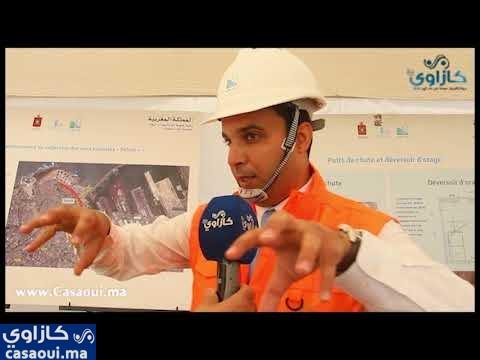 بالفيديو :ليدك تنجز ثلاث مشاريع لحماية الدار البيضاء من الفيضانات