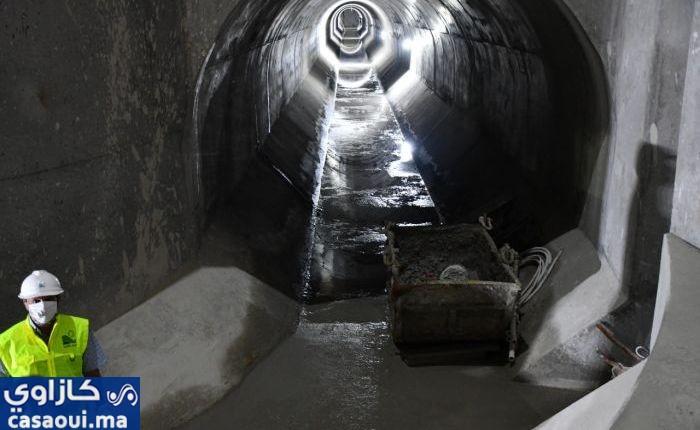 ليدك تنجز ثلاث مشاريع لحماية الدار البيضاء من الفيضانات