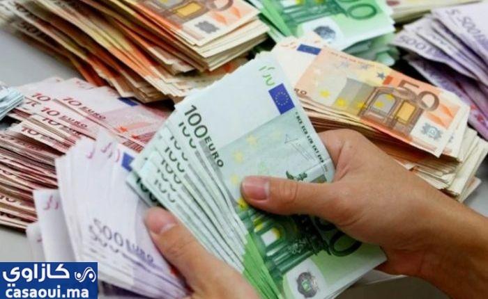 ارتفاع التحويلات المالية لمغاربة المهجر