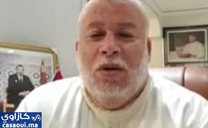 حدادي يشيد بنجاح عملية تنظيف مدينة الدار البيضاء في العيد