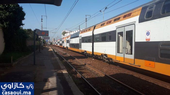 عطب تقني يربك حركة سير القطارات بمحطات البيضاء