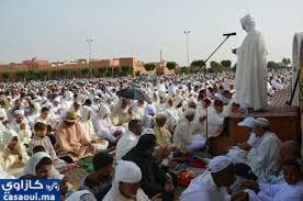 وزارة الأوقاف والشؤون الإسلامية تعلن عن إلغاء صلاة عيد الاضحى