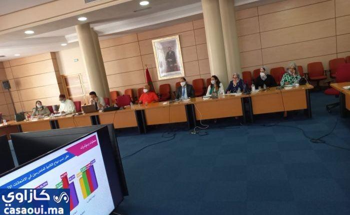 أكاديمية الدار البيضاء تحتضن لقاءا جهويا مع المديرين الإقليميين ومنسقي مجالات ومشاريع تنزيل القانون الإطار