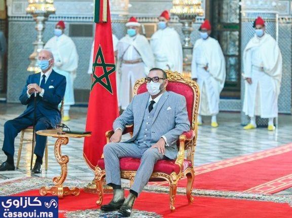 جلالة الملك يترأس حفل إطلاق وتوقيع اتفاقيات تصنيع وتعبئة اللقاح المضاد لكوفيد-19 ولقاحات أخرى بالمغرب
