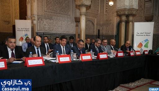 مجلس جهة الدار البيضاء-سطات يعقد دورته العادية لشهر يوليوز 2021