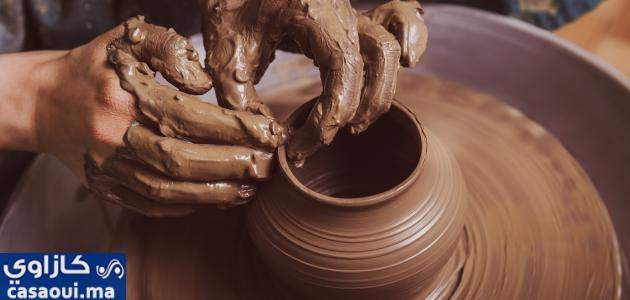 صناعة الفخار بالجديدة..حرفة قديمة تصارع الاندثار