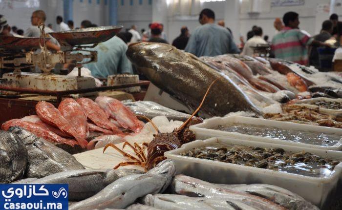 بالأرقام… ارتفاع صاروخي لأسعار السمك واللحوم بأسواق الدار البيضاء