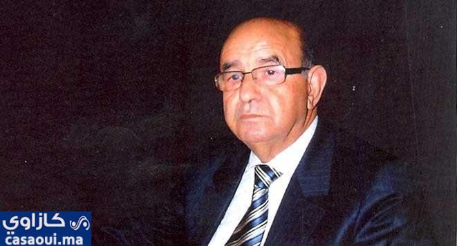 محمد كمو أحد مهندسي الحقل السياسي بالدار البيضاء في ذمة الله