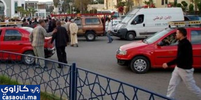 أزمور..توقيف 3 أشخاص متورطين في سرقة سيارة أجرة