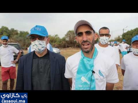 بالفيديو: بن كيران يدخل الضرابنة