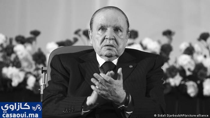 وفاة الرئيس الجزائري السابق عبد العزيز بوتفليقة عن 84 سنة