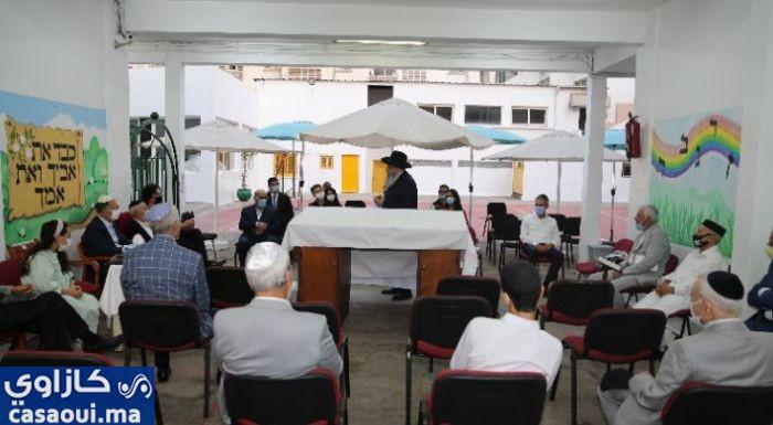 بالبيضاء.. يهود ومسلمون يحتفلون معا بالسنة العبرية الجديدة