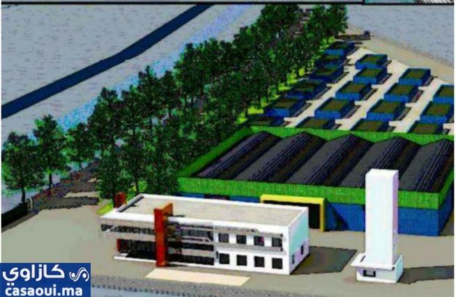 سيدي بنور .. تشييد وحدة صناعية جديدة لصناعة العلف