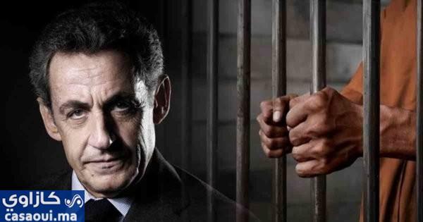 الحكم على ساركوزي بالسجن لمدة عام واحد