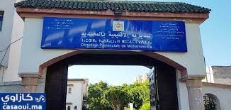 الأطر التربوية يحتجون أمام المديرية الإقليمية للتعليم بالمحمدية