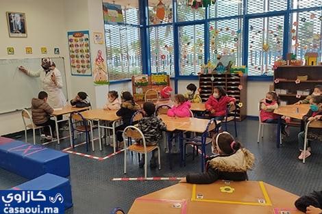 90 وحدة تعليمية لتعميم التعليم الأولي ببن سليمان