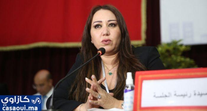 عمدة الدار البيضاء تنفي استقالتها