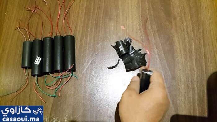 أمن سطات يجهض محاولة ترويج 27 صاعقا كهربائيا