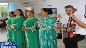 """بوطازوت تنزع لباس""""الشعبية"""" وترتدي""""تكشيطة"""" """"الشيخة حليمة"""""""